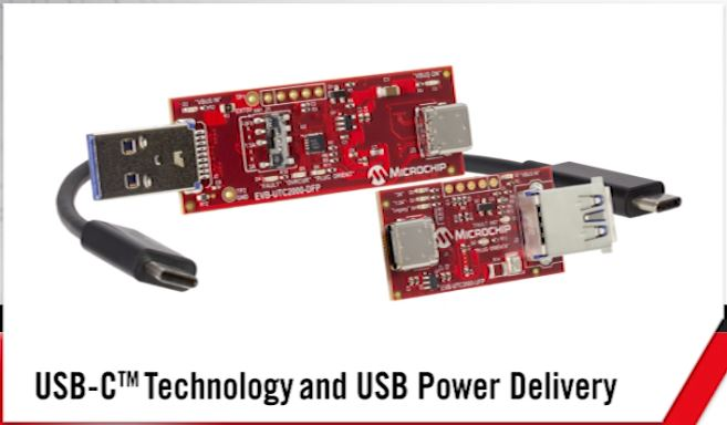 USB-C™技术和USB Power Delivery
